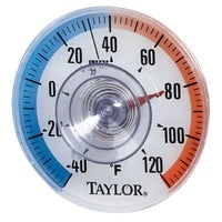 Taylor Precision WINDOW THERMOMETER 5321N