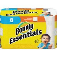 Procter & Gamble 8ROLL BOUNTY BASIC TOWEL 28316