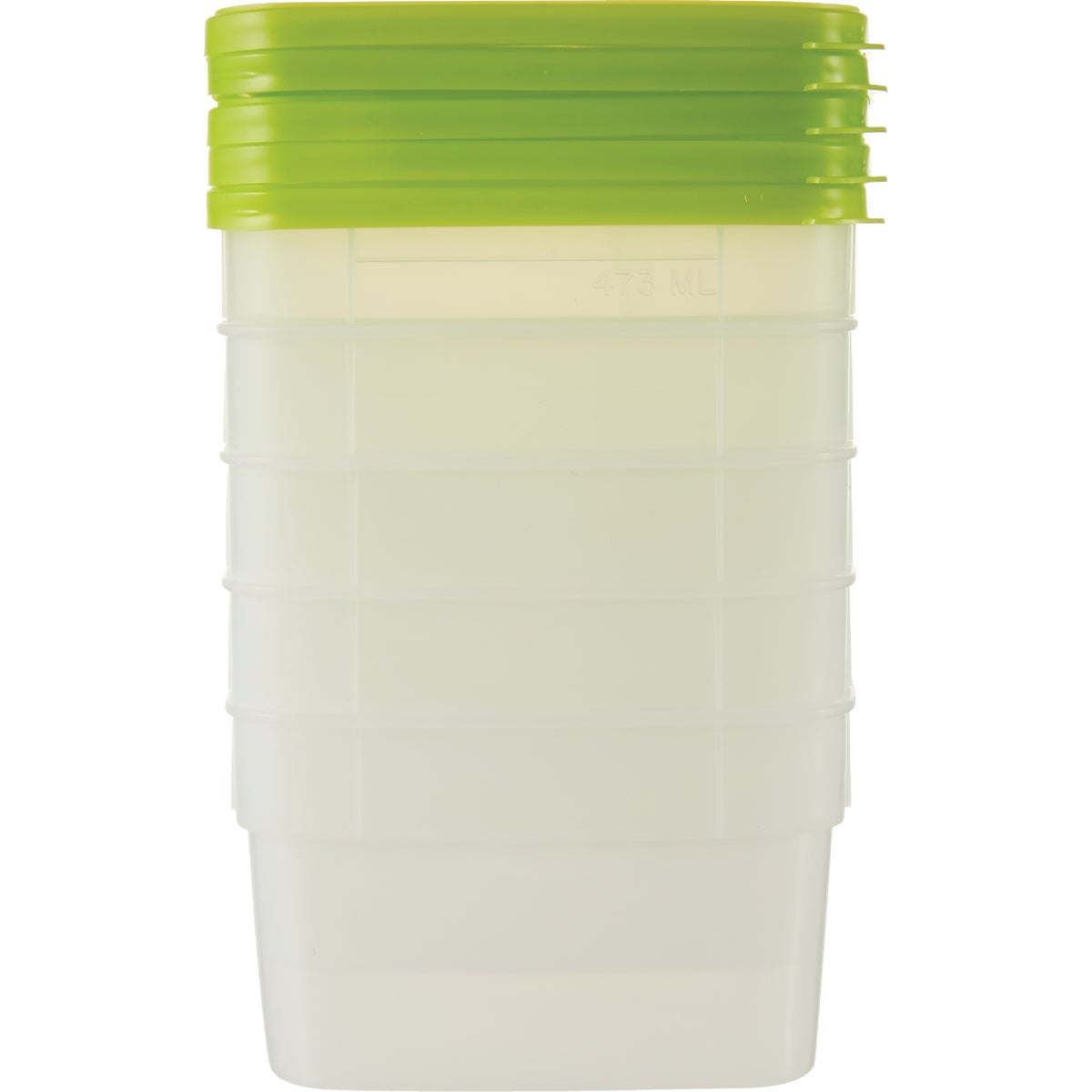 PINT STORAGE CONTAINER - 00042 by Arrow Plastic Mfg Co
