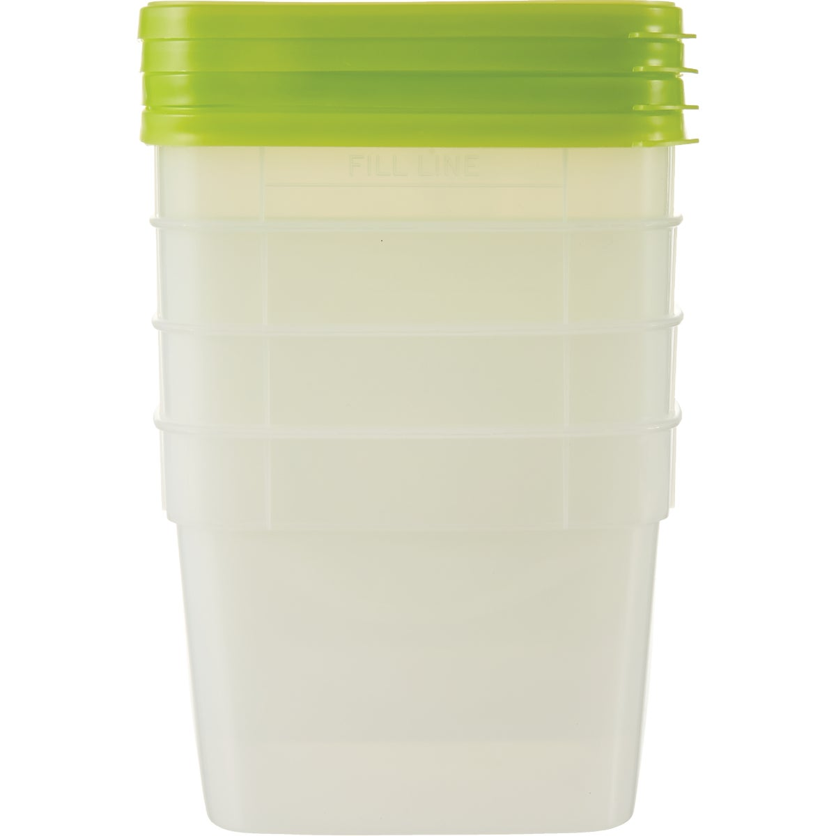 1-1/2PT STORAG CONTAINER - 00043 by Arrow Plastic Mfg Co