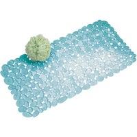 Interdesign BLUE PEBBLZ BATH MAT 80011