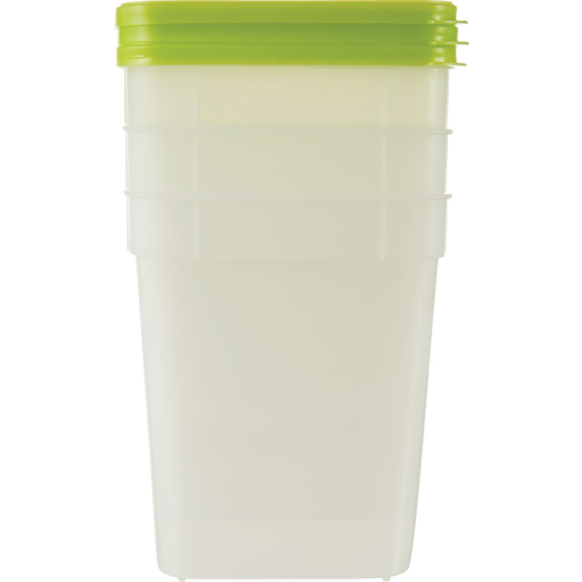 QUART STORAGE CONTAINER - 00044 by Arrow Plastic Mfg Co