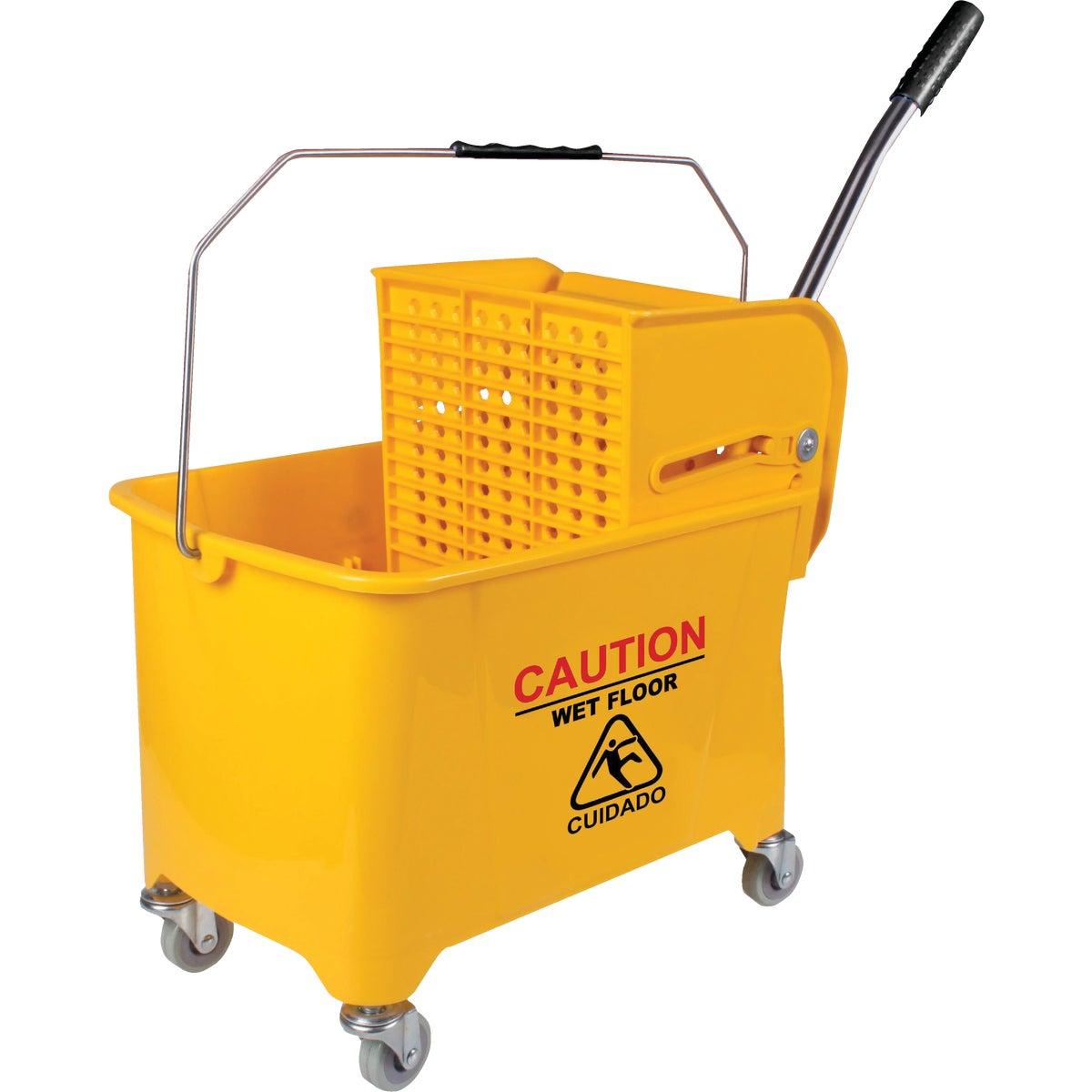 21 Qt. Mop Bucket With Wringer
