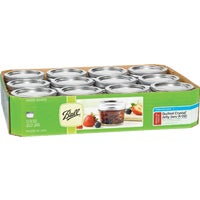 Jarden Home Brands 12 4OZ DELUXE JELLY JARS 1440080400