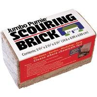 U. S. Pumice JUMBO SCOURING BRICK JPS-12