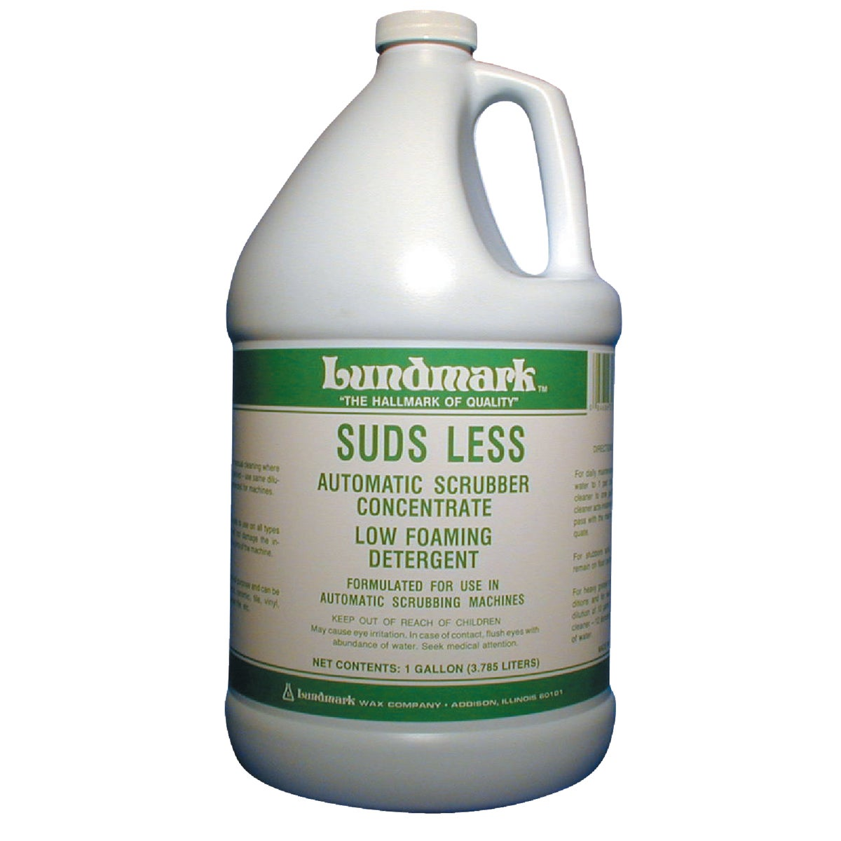 GALLON SUDS LESS CLEANER - 3278G01-4 by Lundmark Wax Co