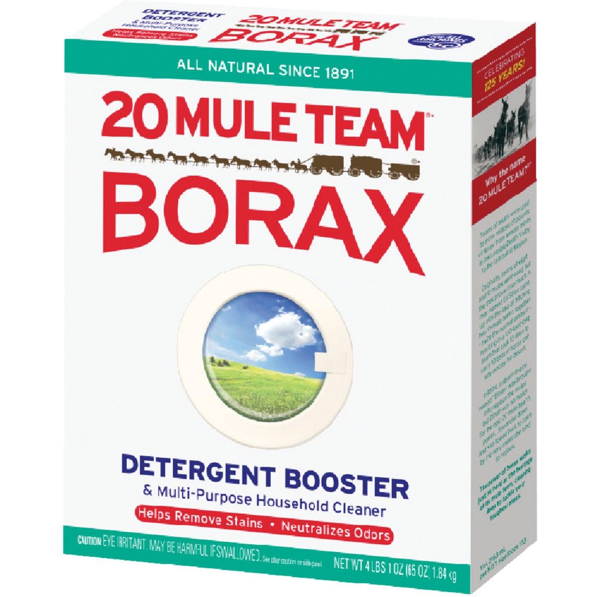 20 Mule-Team Borax
