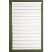 Do it Best Imp Blnd-Y 23X64 WHITE FAUX BLIND 628057