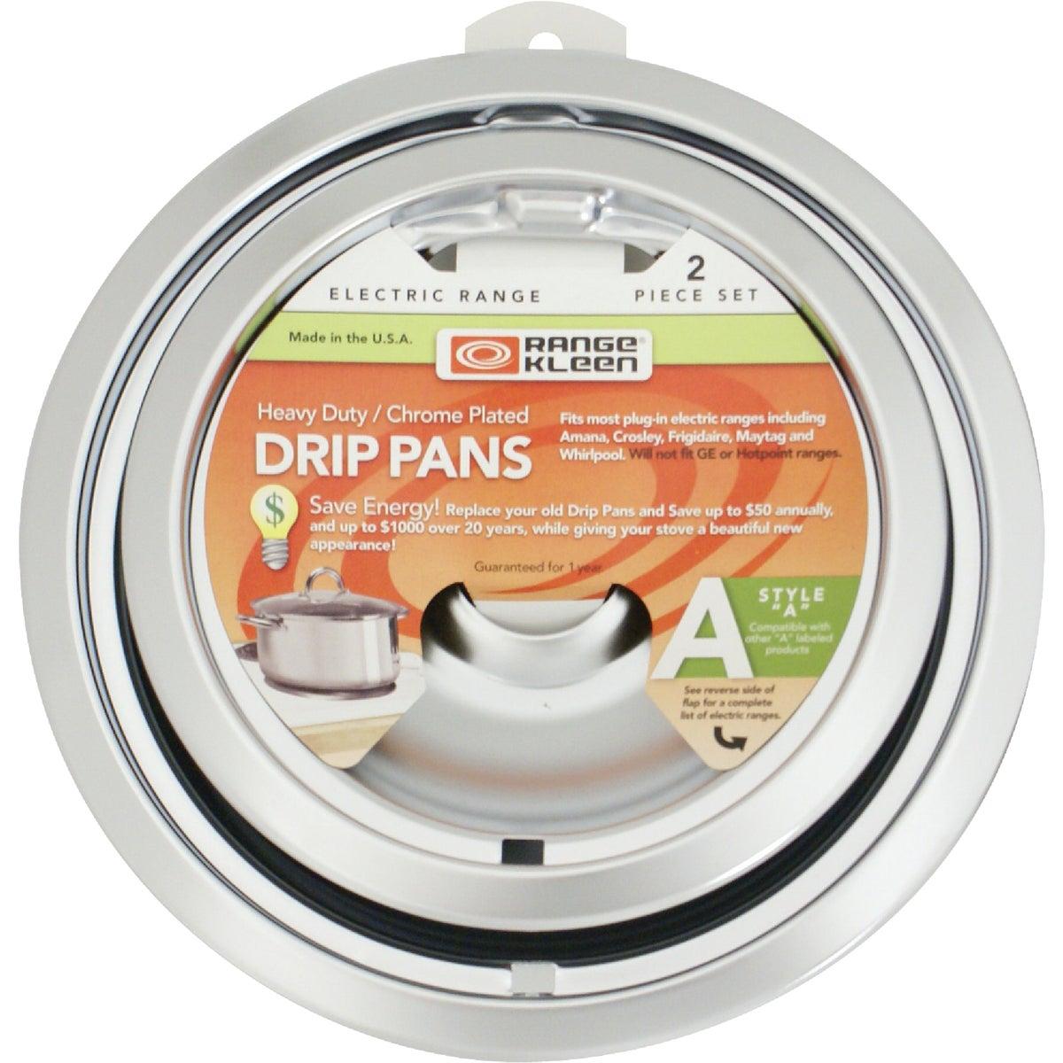 "2PK 6""&8"" DRIP PAN"