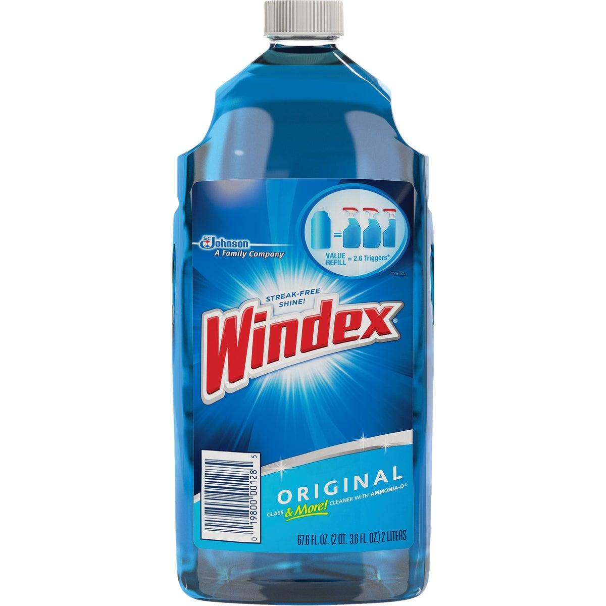 2 Liter Windex Refill