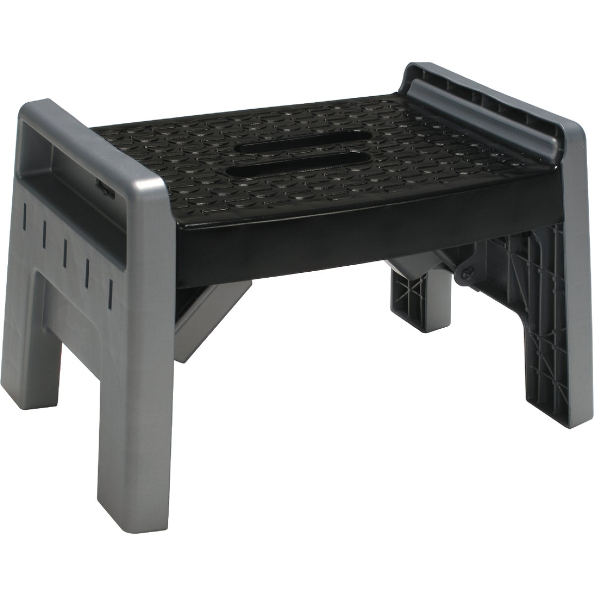 FOLDING STEP STOOL - 11-905-PLB4 by Cosco    J Myalls
