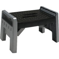 Cosco Home & Office FOLDING STEP STOOL 11-905-PLB4