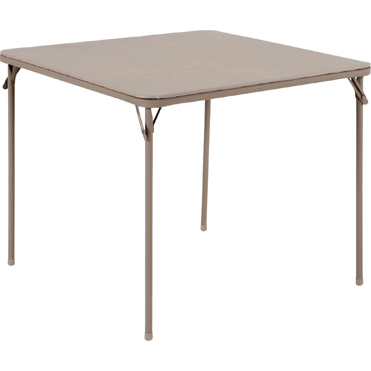 SAND SQ FOLDING TABLE - 14-619-ANT2 by Cosco    J Myalls
