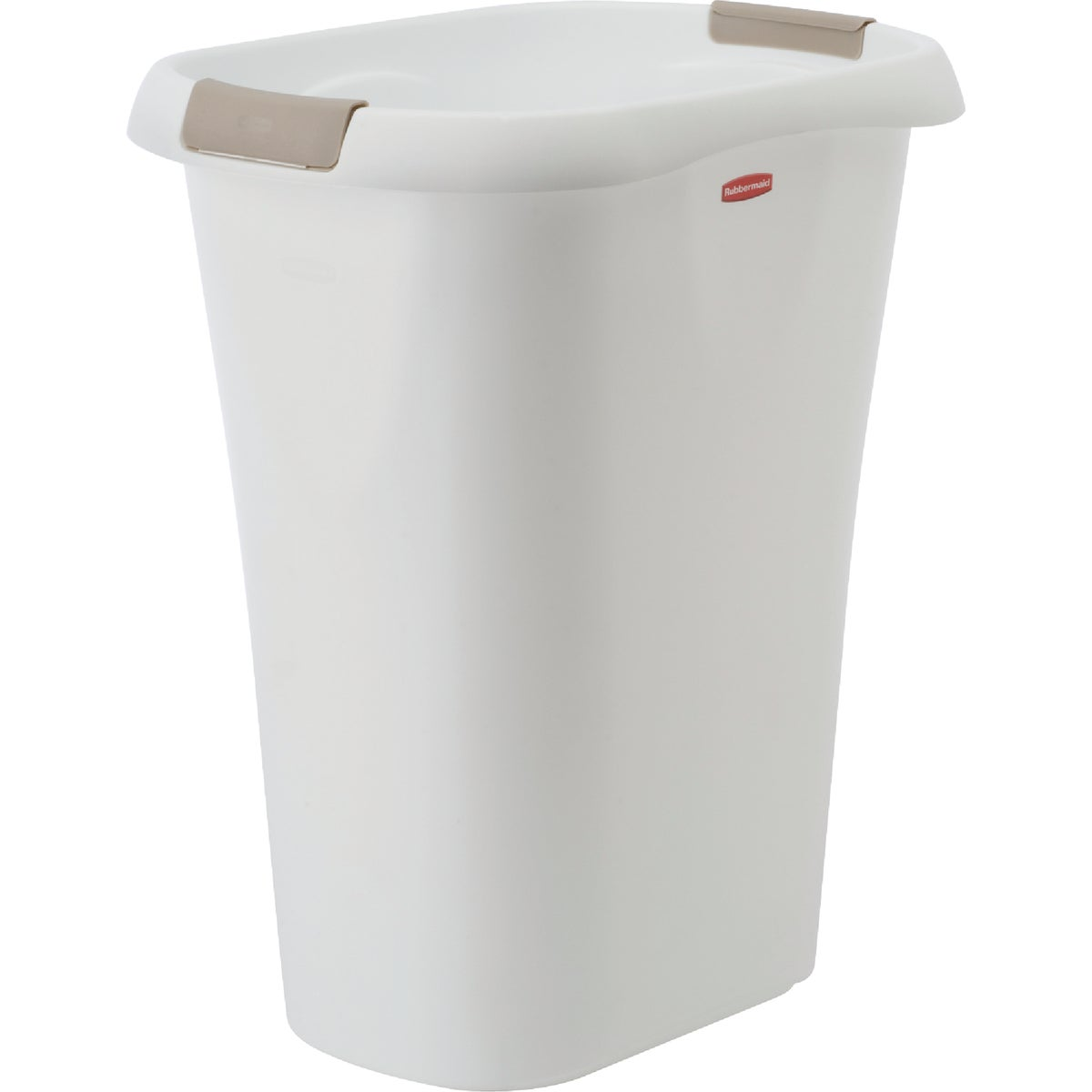 32QT WHITE WASTEBASKET - FG5L6000WHT by Rubbermaid Home