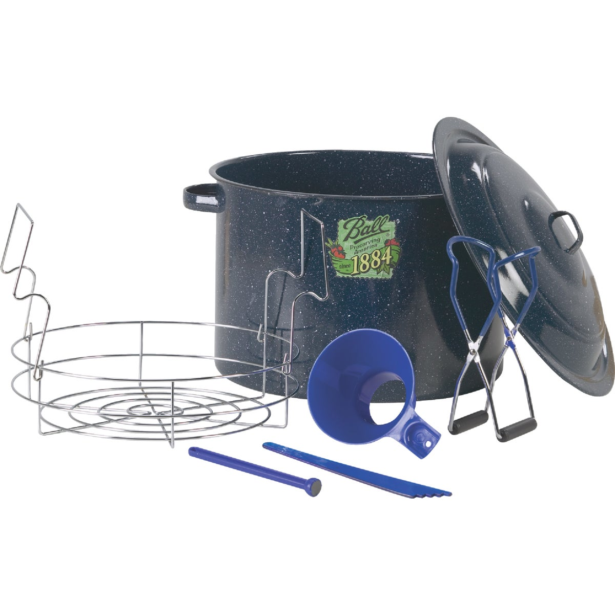 Jarden Home Brands CANNING KIT W/UTENSILS 1440010730