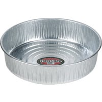 Behrens 3 Gallon Galvanized Utility Pan, 2168