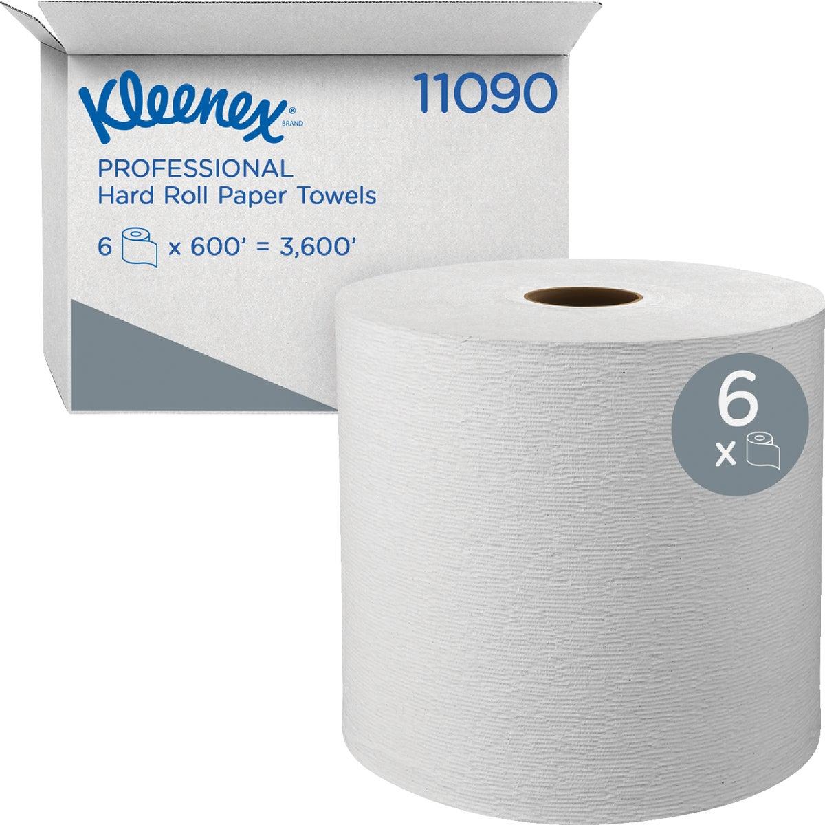 1-Ply Hard Roll Towel