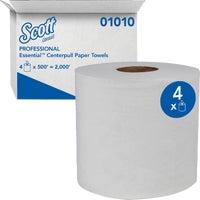 Kimberly Clark Scott Center Flow Roll Towel, 1051