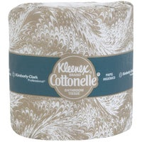 Kleenex Cottonelle Commercial Regular Roll Toilet Tissue, 17713