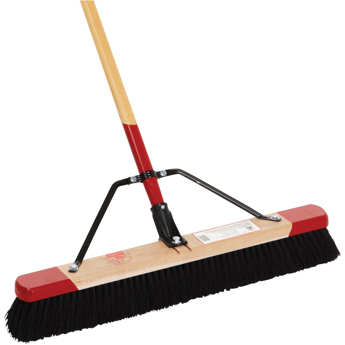 "24"" TAMPICO FN SWP BROOM - 3224A by Harper Brush Incom"