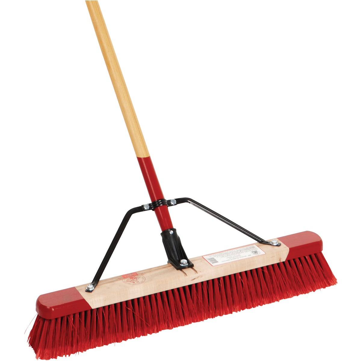 "24"" MED SWP PUSH BROOM"