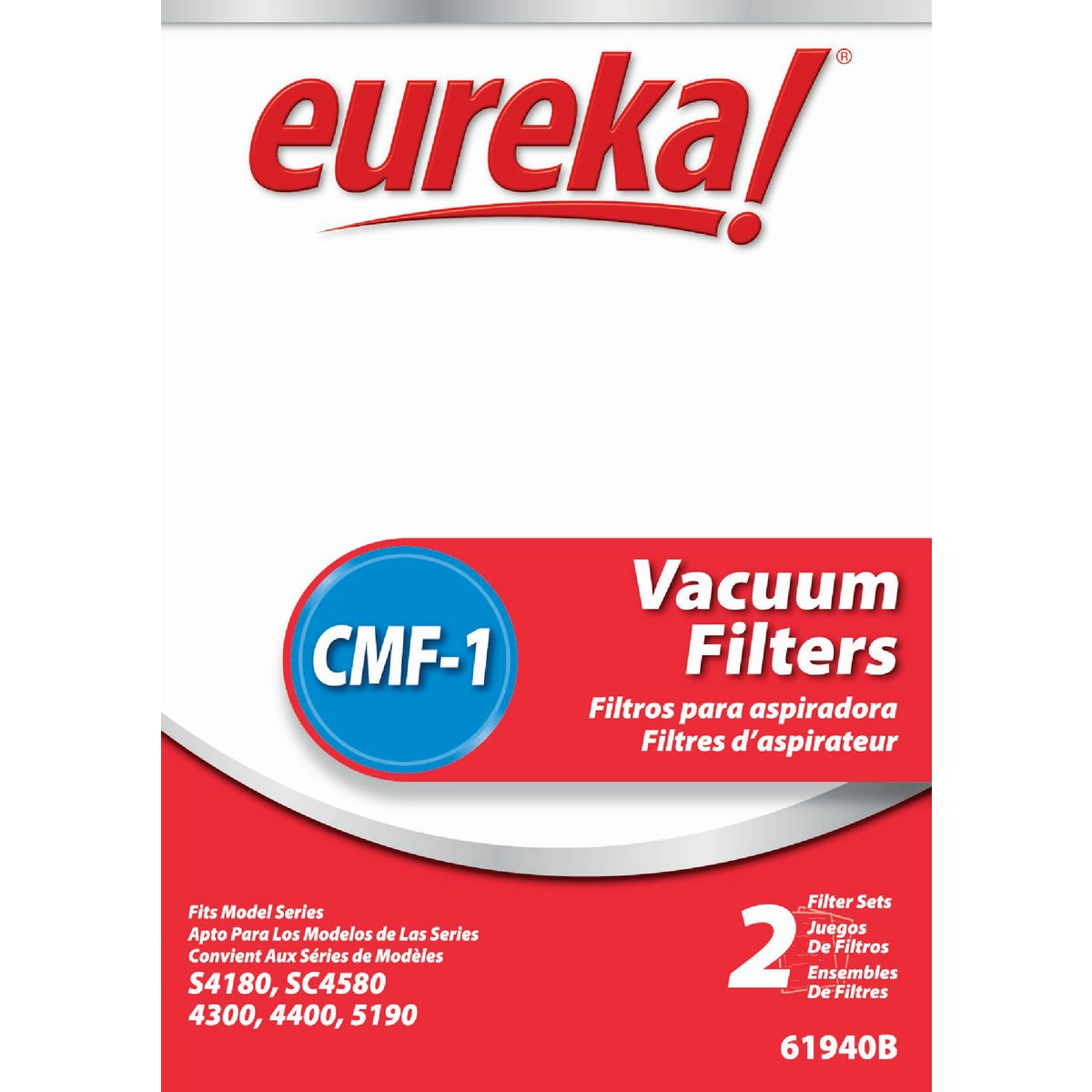 STYLE CMF-1 VAC FILTER - 61940B-4 by Electrolux Home Care