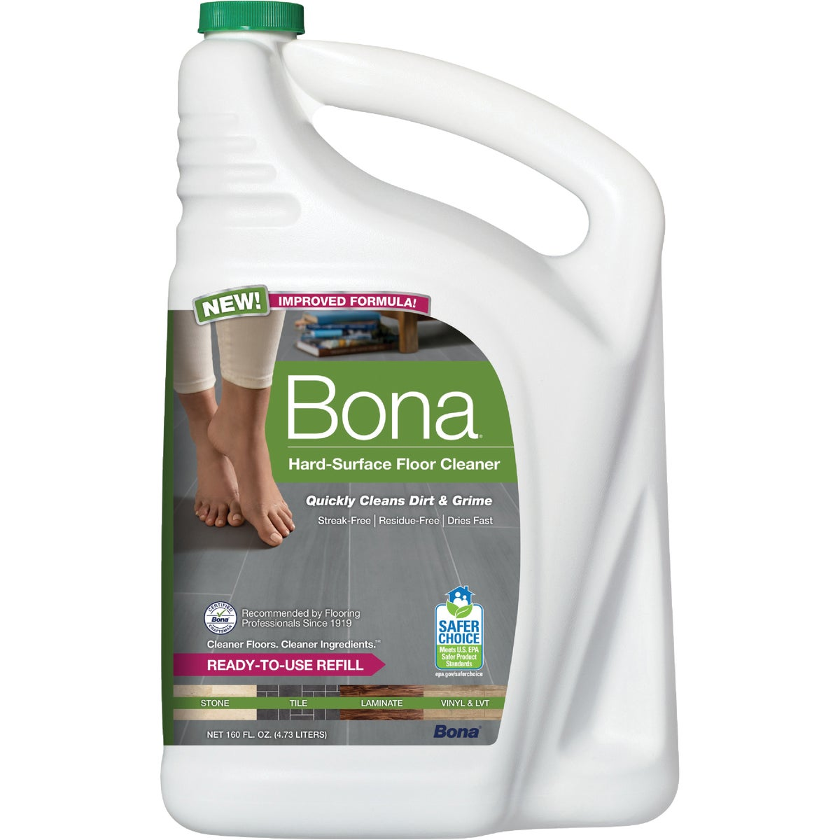 Bona Stone, Tile, & Laminate Floor Cleaner, WM700056002