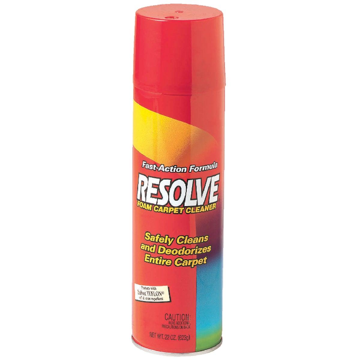 Reckitt & Benckiser 22OZ RESOLVE CLEANER 1920000706
