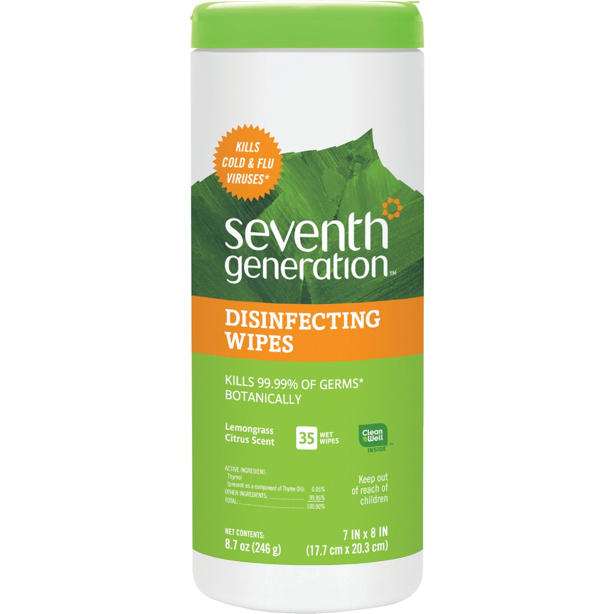 35CT DISINFECTING WIPES
