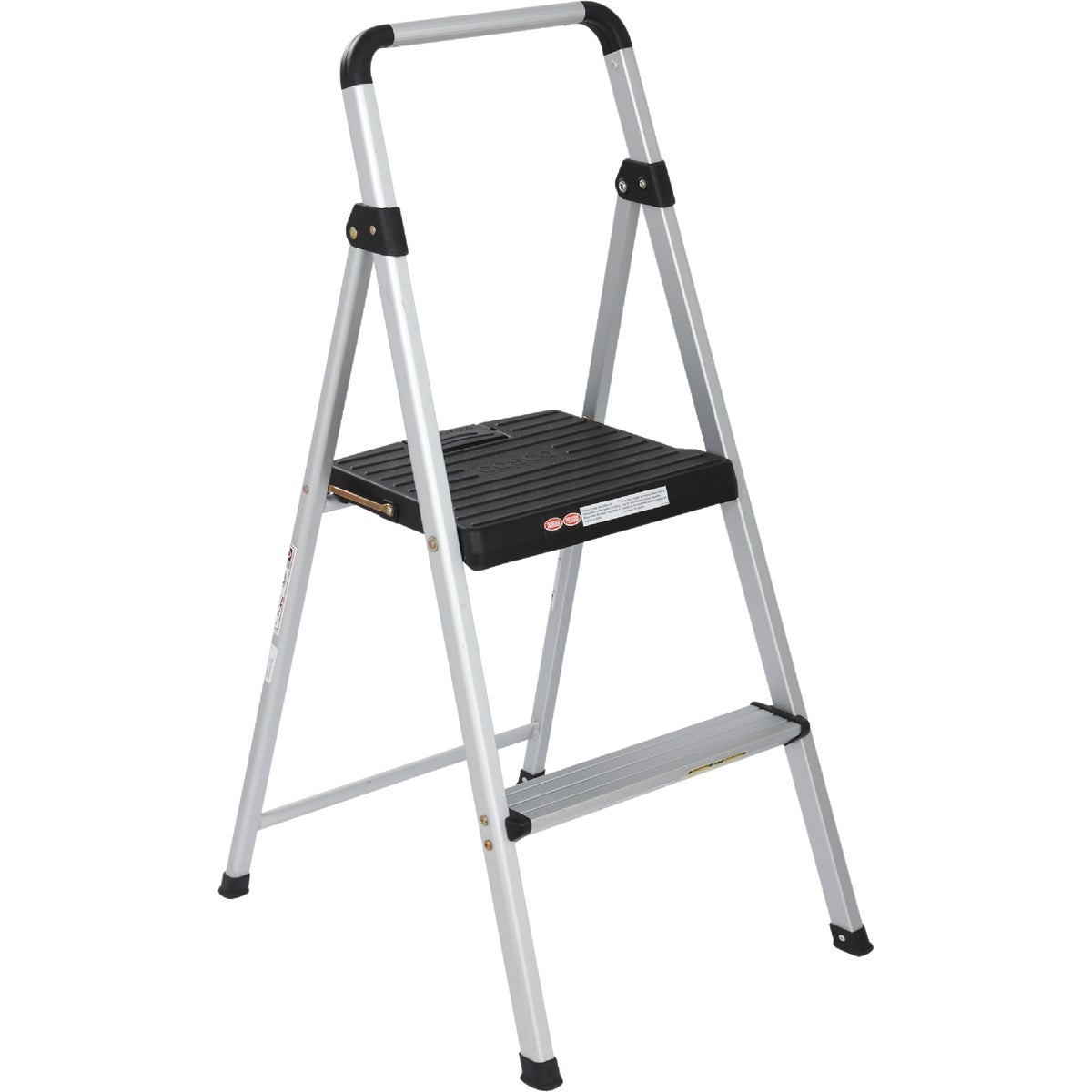 Cosco Home & Office LIGHTWEIGHT STEP STOOL 11-628-ABK4