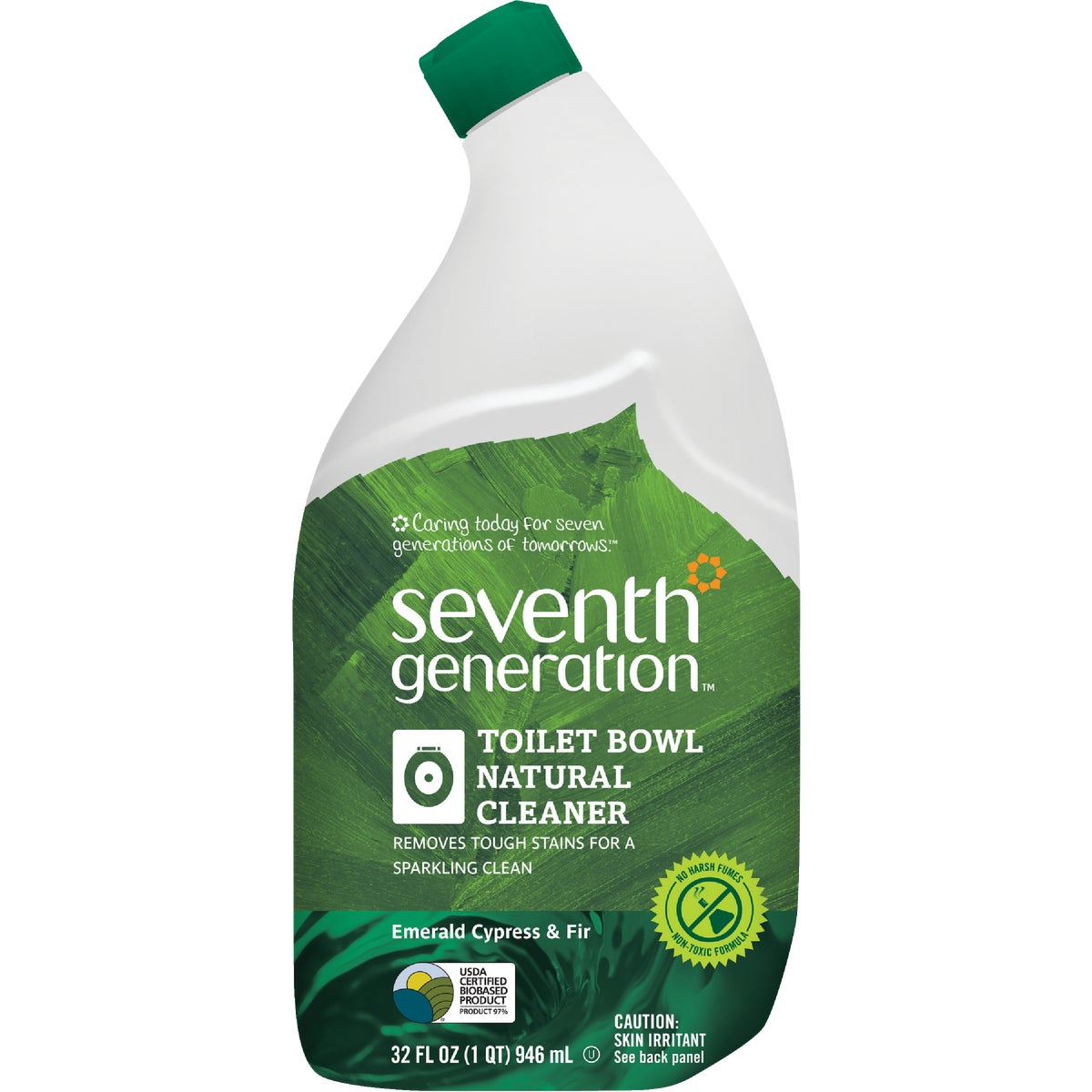 32OZ TOILET BOWL CLEANER - 70732913227043 by Seventh Generation