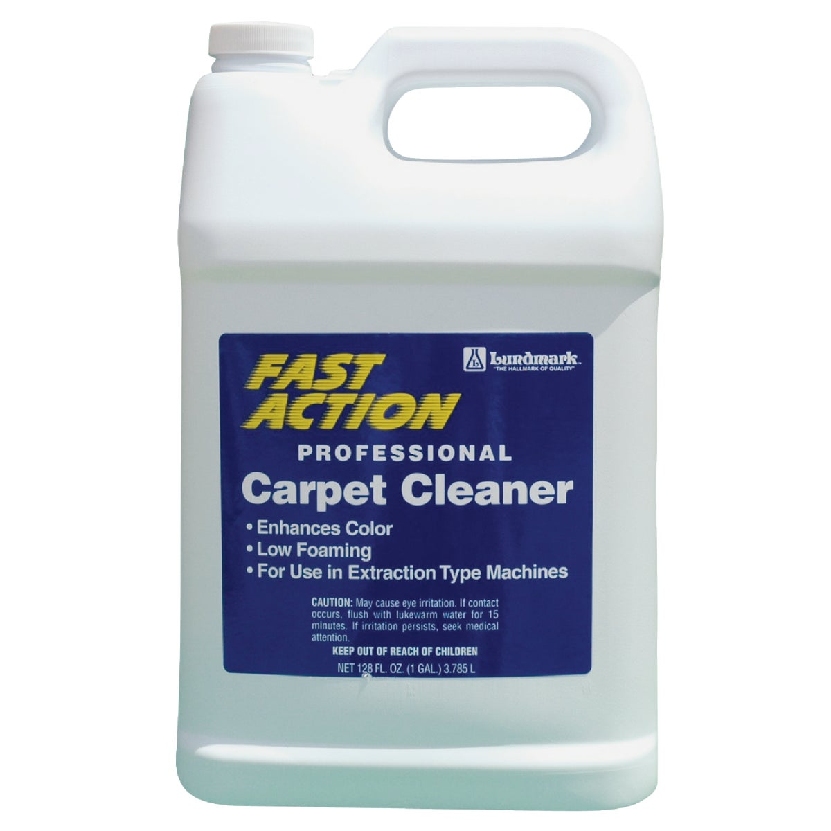 128OZ CARPET CLEANER - 6233G01-2 by Lundmark Wax Co