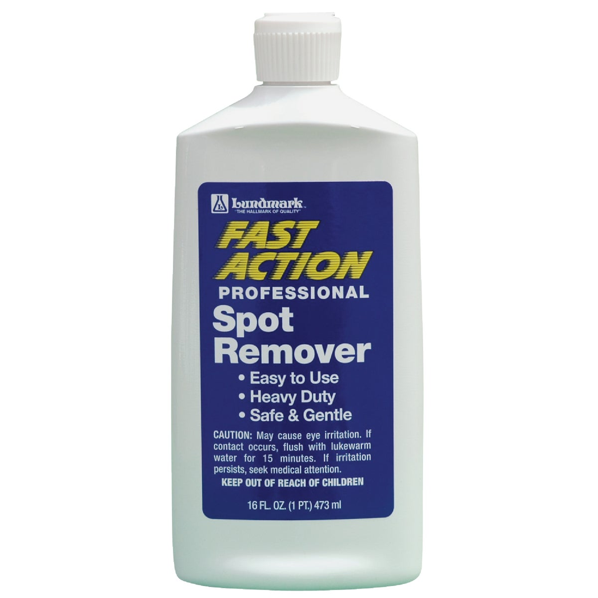 16OZ SPOT REMOVER - 6265F16 by Lundmark Wax Co