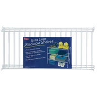 Panacea Products 3 LRG STACKABLE SHELVES 186