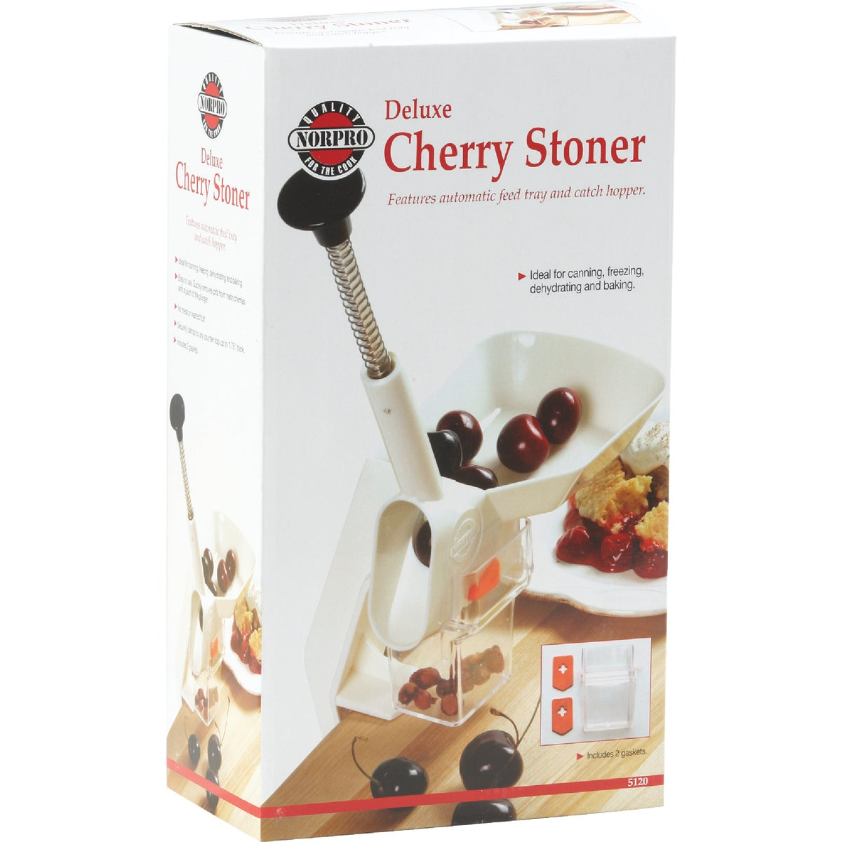 CHERRY STONER - 5120 by Norpro