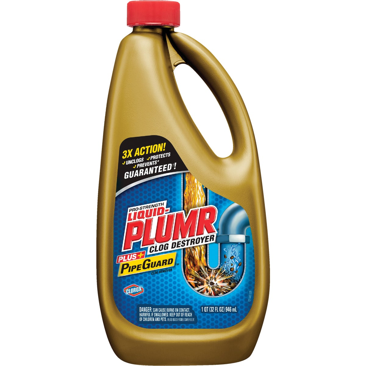 PROF LIQUID-PLUMR - 00243 by Clorox/home Cleaning