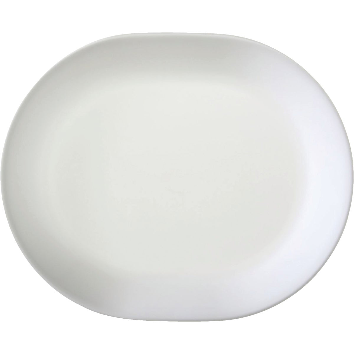 WHITE SERVING PLATTER - 6003110 by World Kitchen