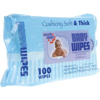 Personal Care Prod 80CT BABY WIPES 90822
