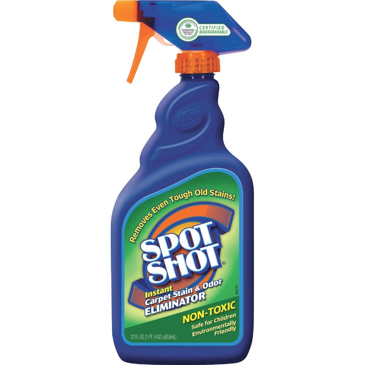 SPOT SHOT STAIN REMOVER - 009716 by W D 40 Company
