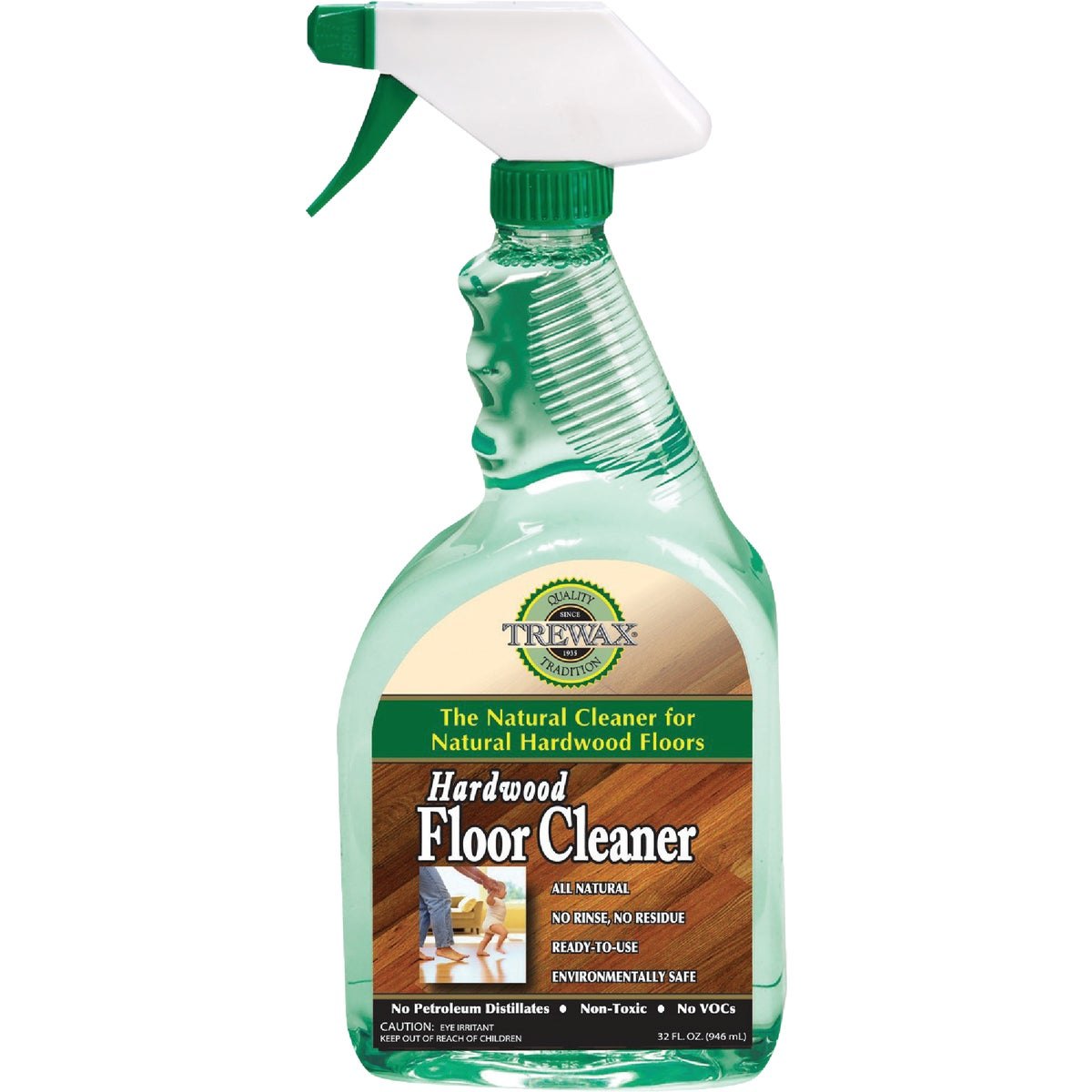 TreWax All Natural Hardwood Floor Cleaner