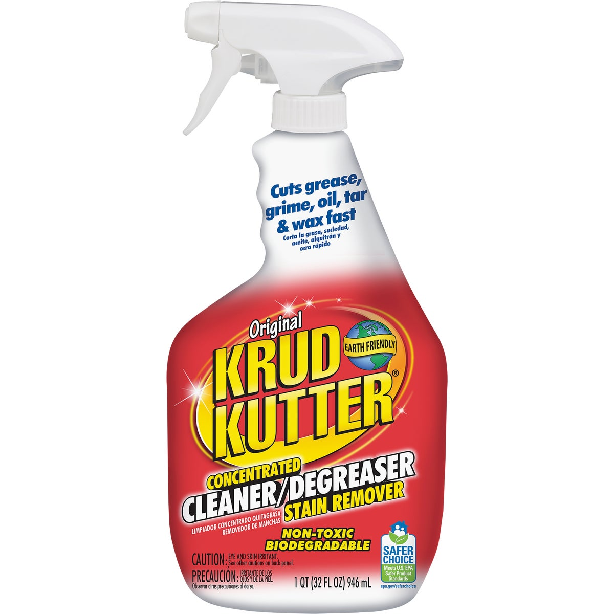 32OZ CLEANER/DEGREASER - KK32/12 by Supreme Chemicals