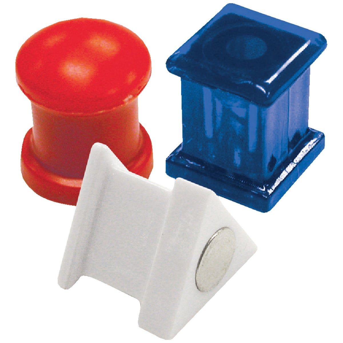 PUSH PIN MAGNETS - 07507 by Master Magnetics