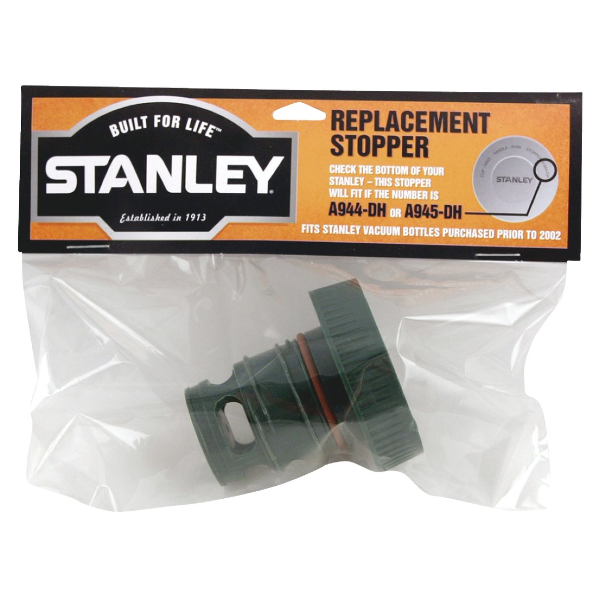 STANLEY BOTTLE STOPPER - ACP0060-632 by Aladdin Pmi