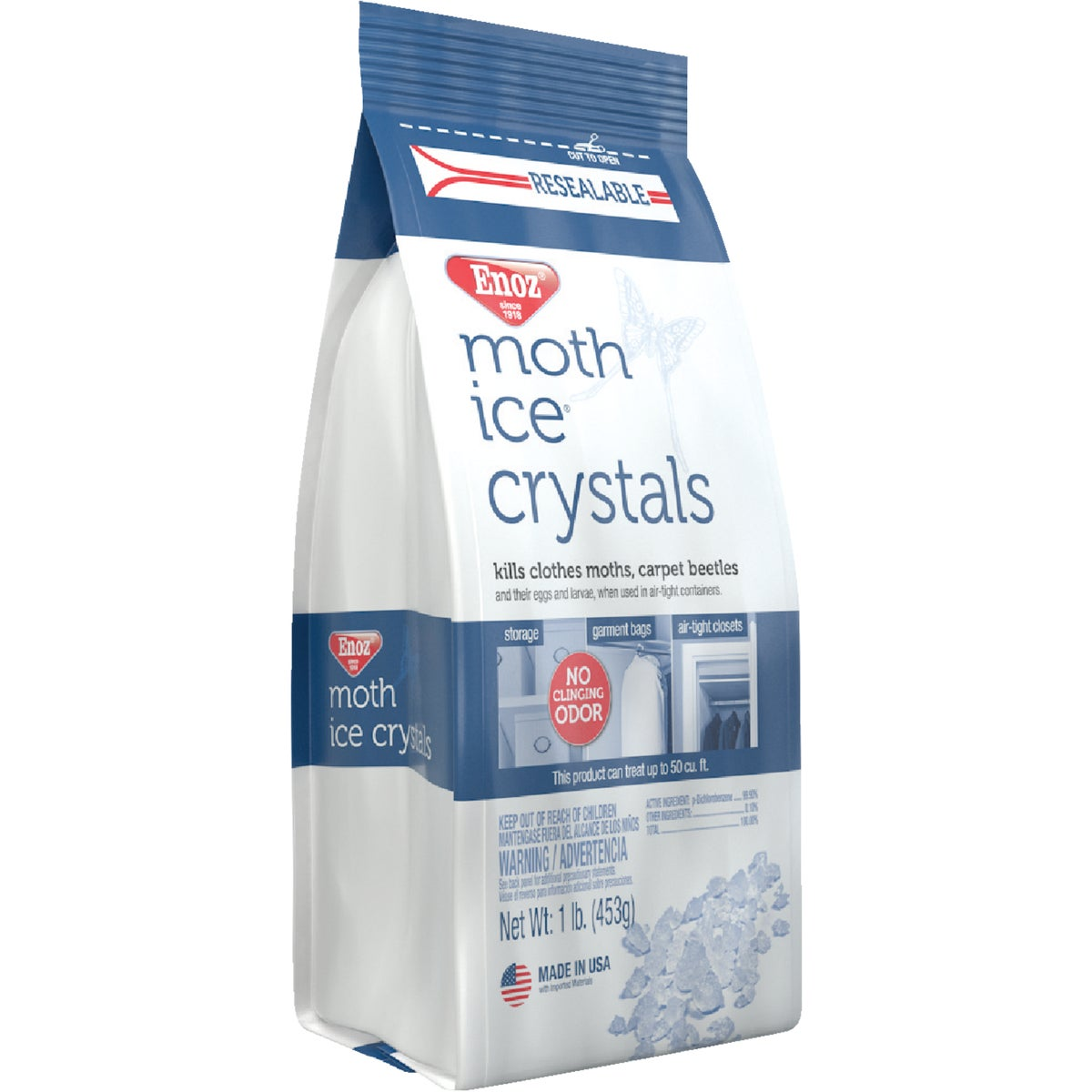 1LB MOTH ICE CRYSTALS - F39.6 by Willert Home Prod