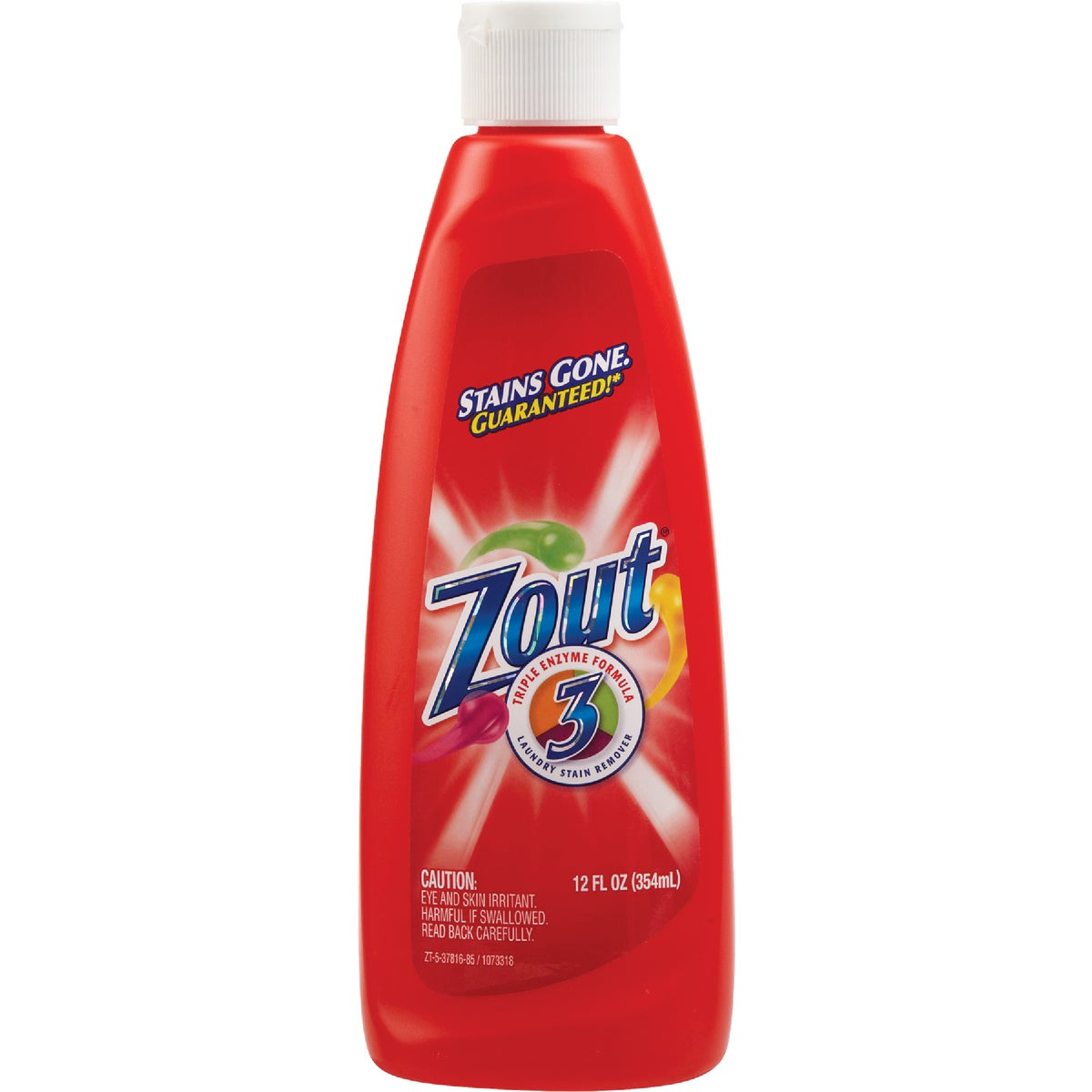 12OZ ZOUT STAIN REMOVER
