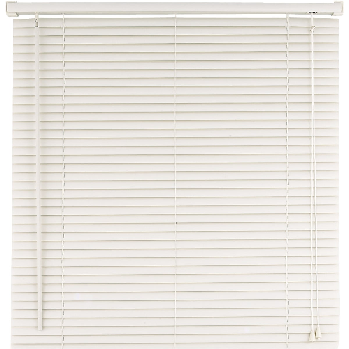 27X72 WHITE MINI BLIND - 2772W by Lotus Wind Incom