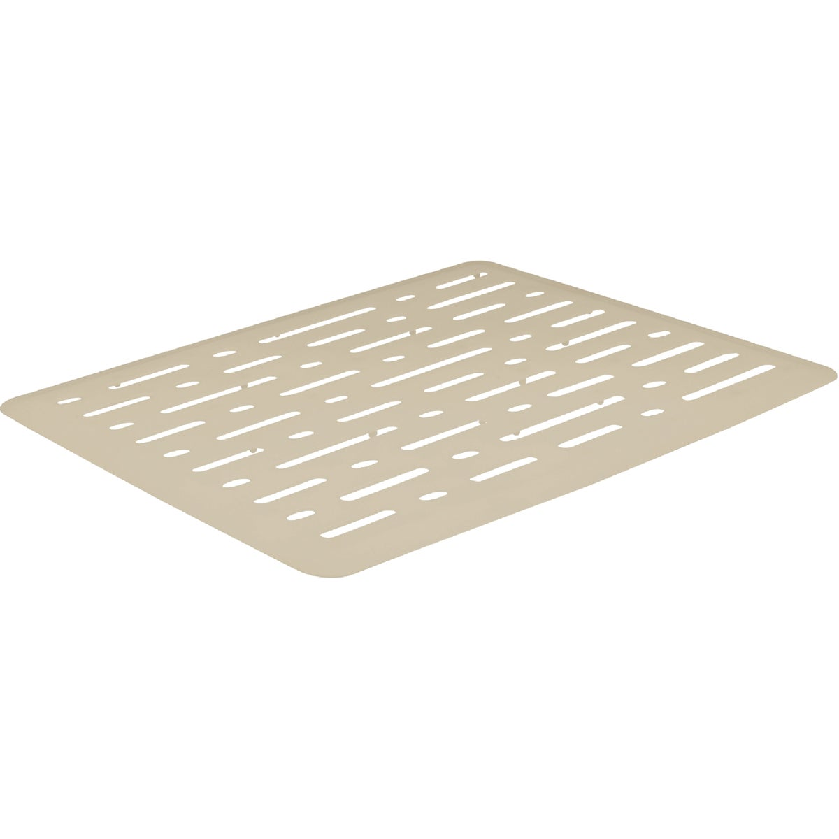 BISQUE SMALL SINK MAT