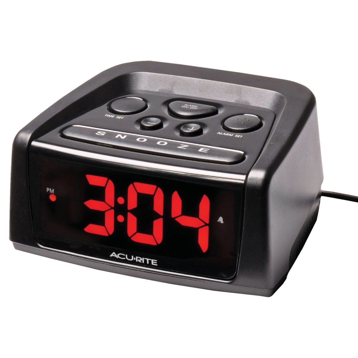 BIG & LOUD ALARM CLOCK - 13019A2 by Chaney Instrument Co