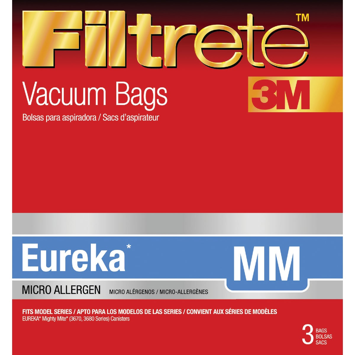 EUREKA MM VACUUM BAG - 67703A-6 by Electrolux Home Care