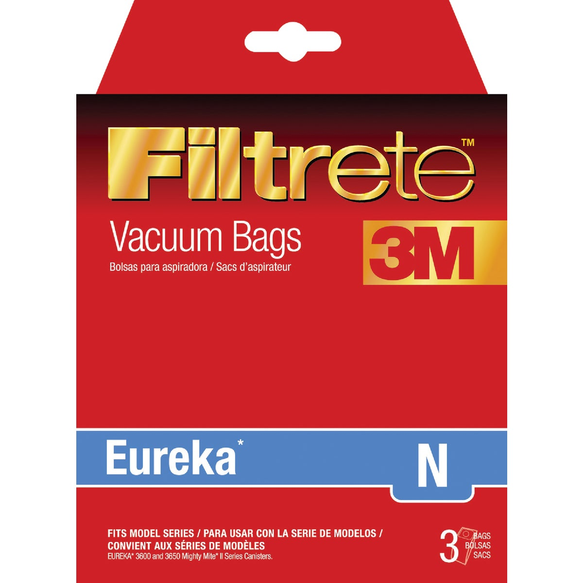 EUREKA N VACUUM BAG - 67714-6 by Electrolux Home Care